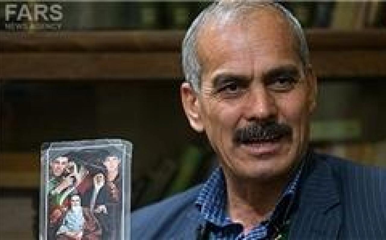 تصویر از عشقی که هرگز بیبیسی نمیبیند/ اظهارات تکاندهنده پدر شهید افغانستانی مدافع حرم