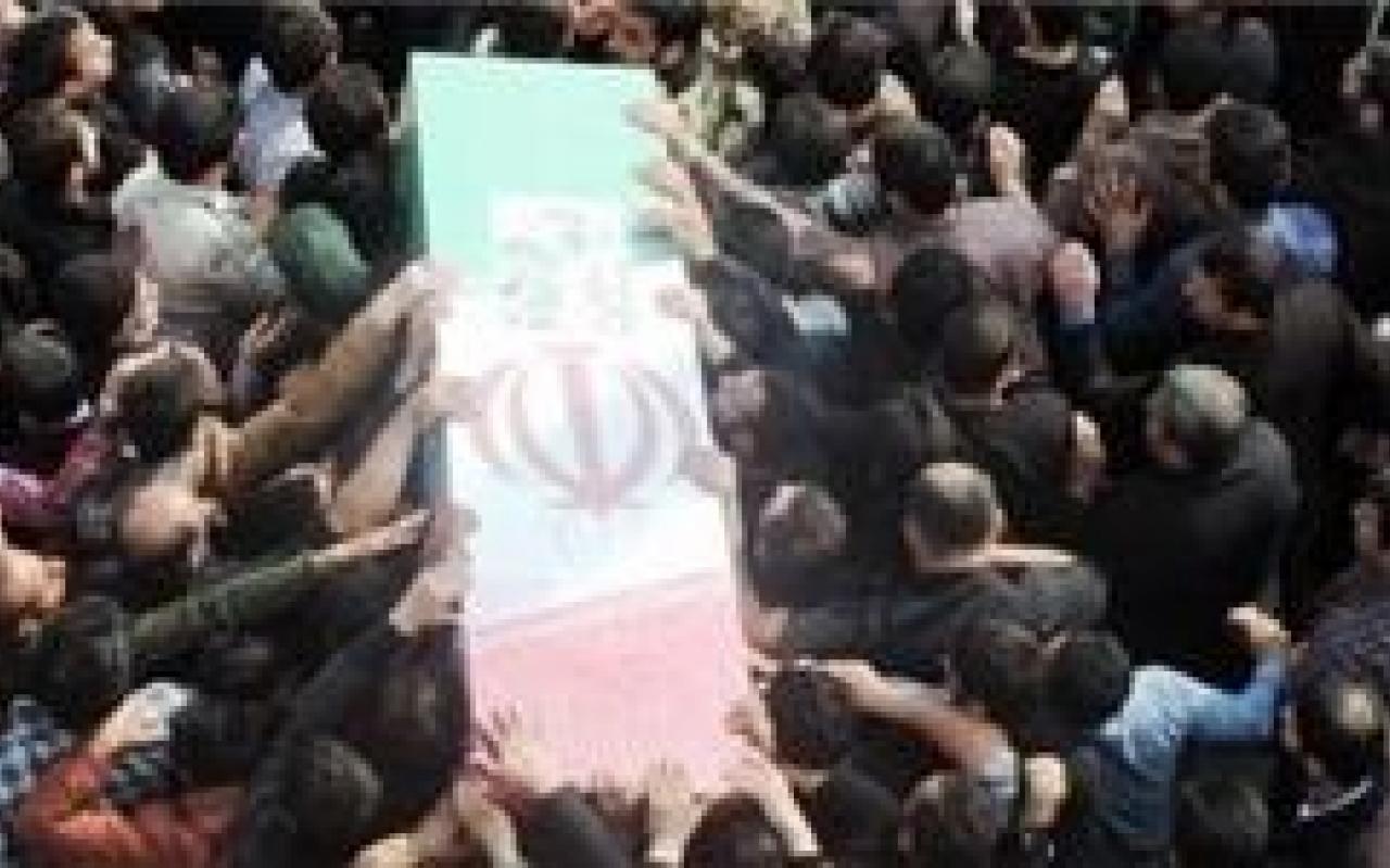 تصویر از «علی اصغر»های خمینی که «علی اکبر»های دفاع از حرم شدند