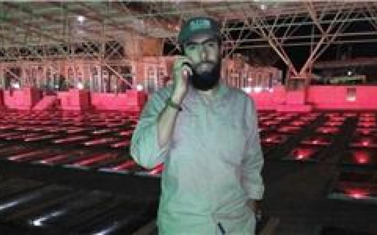 تصویر از عدالتاکبری پانزدهمین شهید مدافع حرم از آذربایجان شد