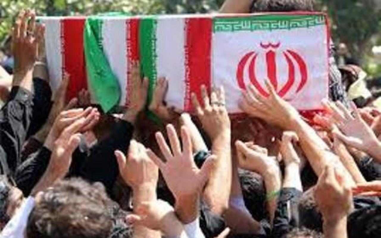 تصویر از آئین تشییع پیکر دومین مدافع حرم فردا در چالوس برگزار می شود