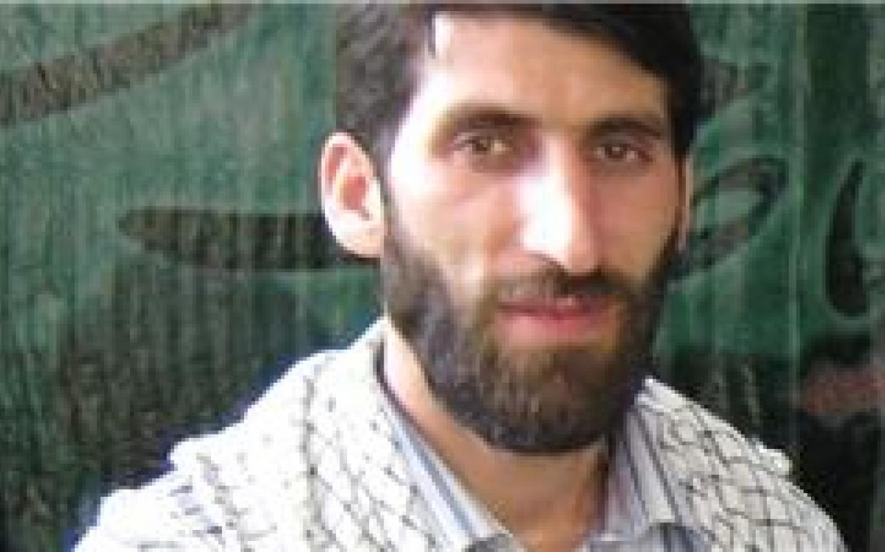 تصویر از تایید خبر شهادت محمد بلباسی از قائمشهر