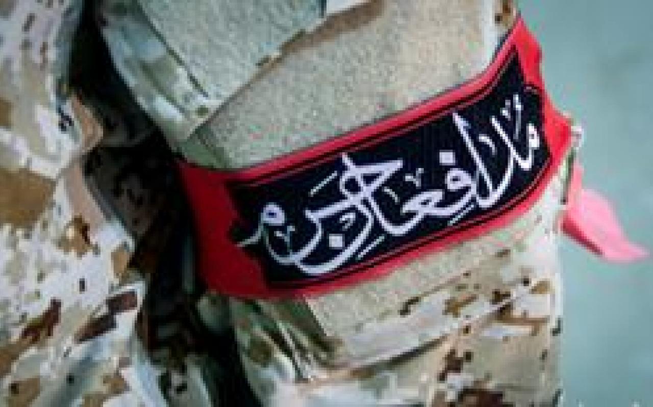 تصویر از علمداران امنیت؛ ملازمان حرم