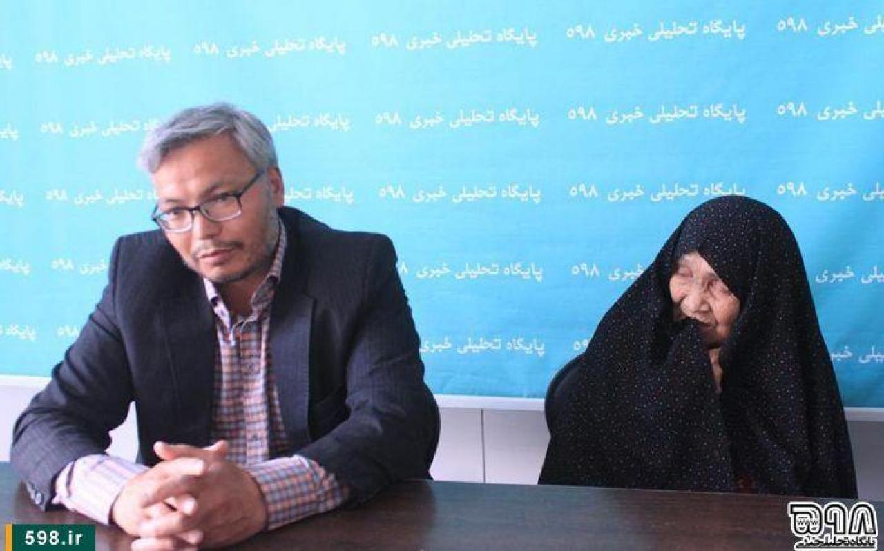 تصویر از دفاع از اسلام مرز نمی شناسد / عنایت خداوند باعث شد که شیعیان افغانستانی اینگونه به مردم شناسانده شوند/ پاسخ خانواده شهید افغانستانی مدافع حرم به شبهه پراکنی های BBC
