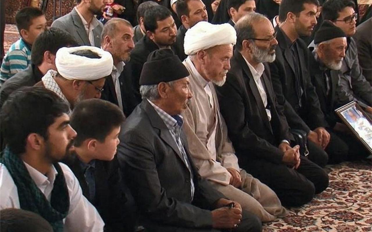 تصویر از شرایط تحصیل و تابعیت خانواده شهدای مدافع حرم غیر ایرانی