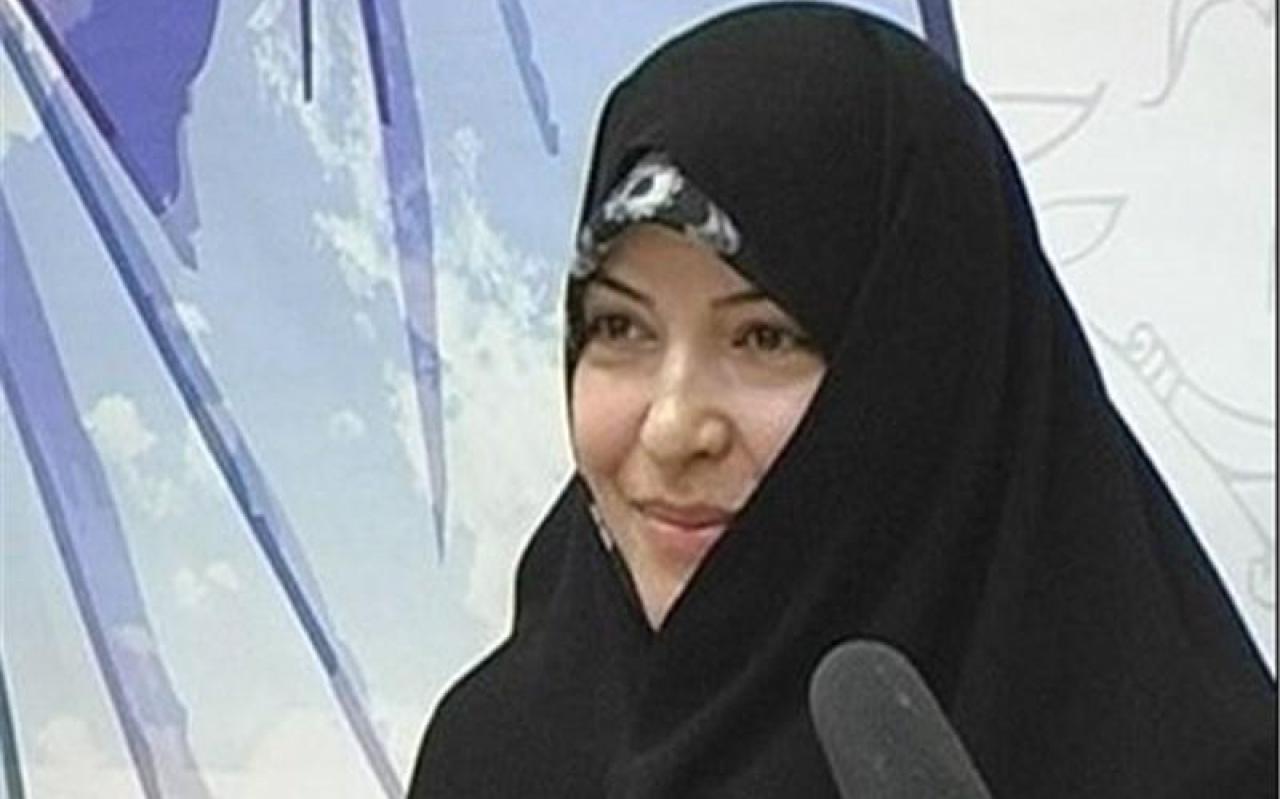 تصویر از زنان و مادران شهدای مدافع حرم ایثار و فداکاری را معنا کردند