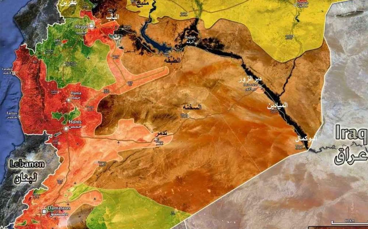 تصویر از شکست هجوم تروریستها به خلصه/ پیشروی ارتش در لاذقیه و شرق حمص/ ترور دو فرمانده ارشد تروریستها در ادلب/ هلاکت دهها تروریست در جنوب حلب +عکس، فیلم و نقشه