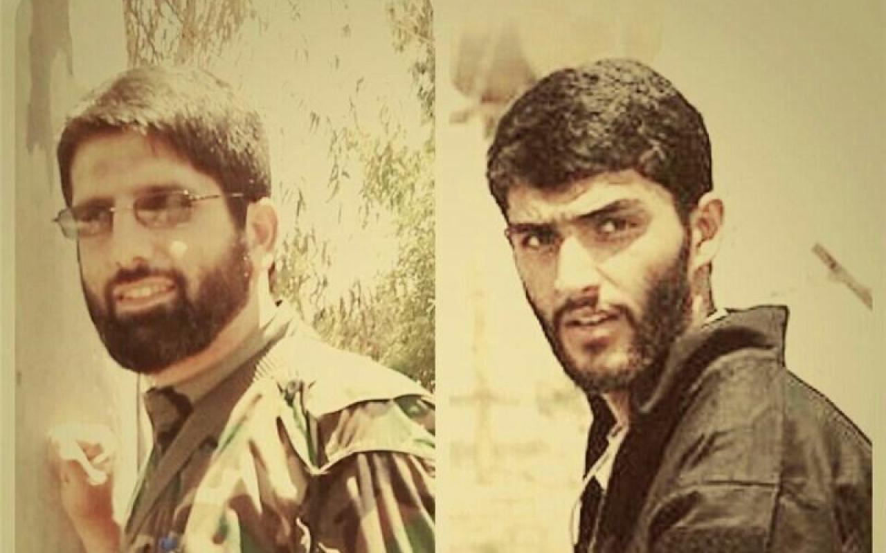 تصویر از خاطرات برادر و همرزم شهید مسیبزاده