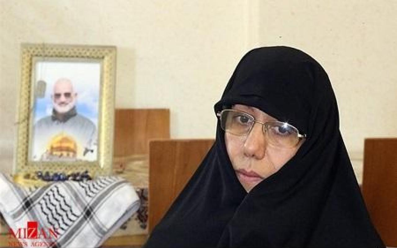 تصویر از شهدای مدافعان حرم جزو یاران و انتخاب شدگان امام زمان(عج) هستند