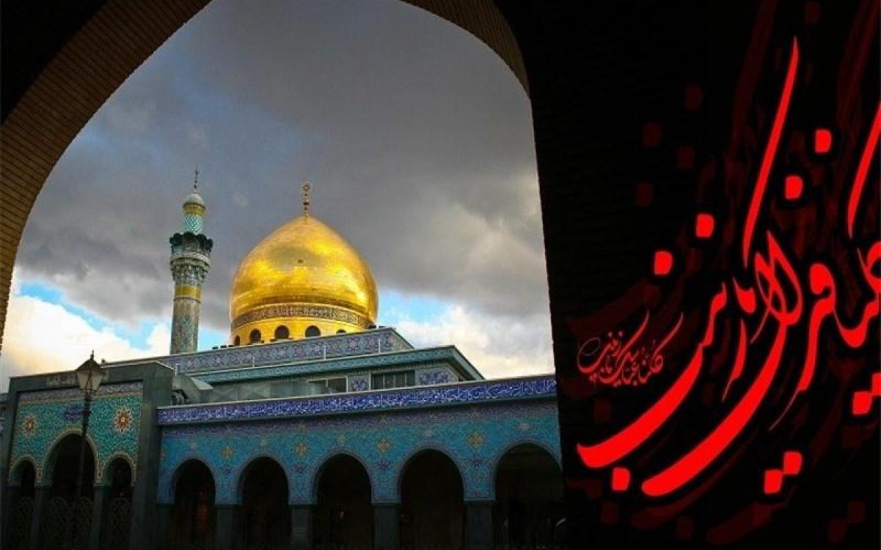 تصویر از یادبود ۲ شهید مدافع حرم سپاه حضرت محمد رسول الله(ص) برگزار میشود