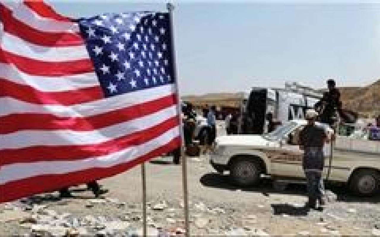تصویر از دشمن دنبال ایجاد تنش در منطقه است/ غرب در سوریه و عراق زمینگیر شده است