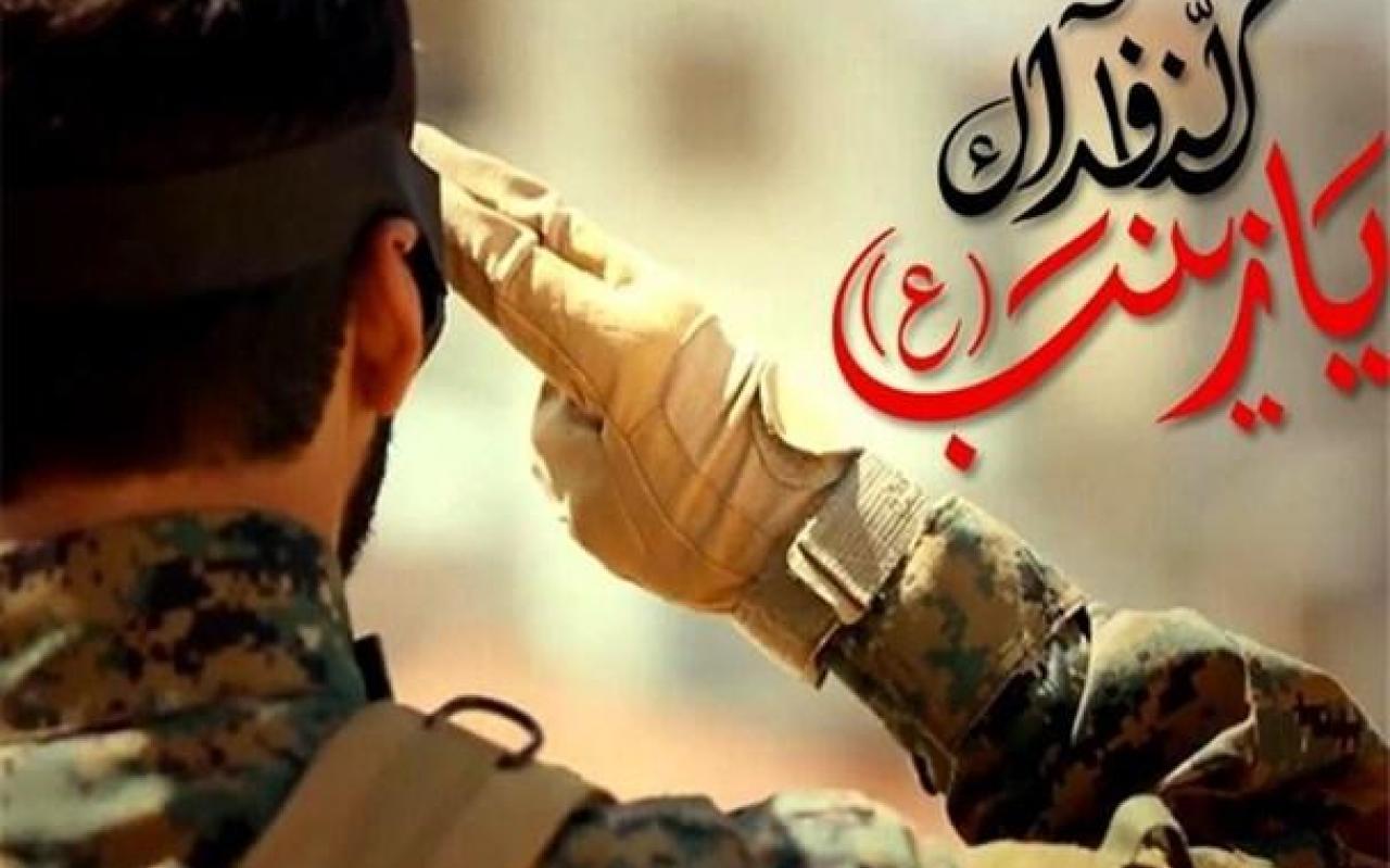 تصویر از پیکر شهید مدافع حرم در بردسیر تشییع شد