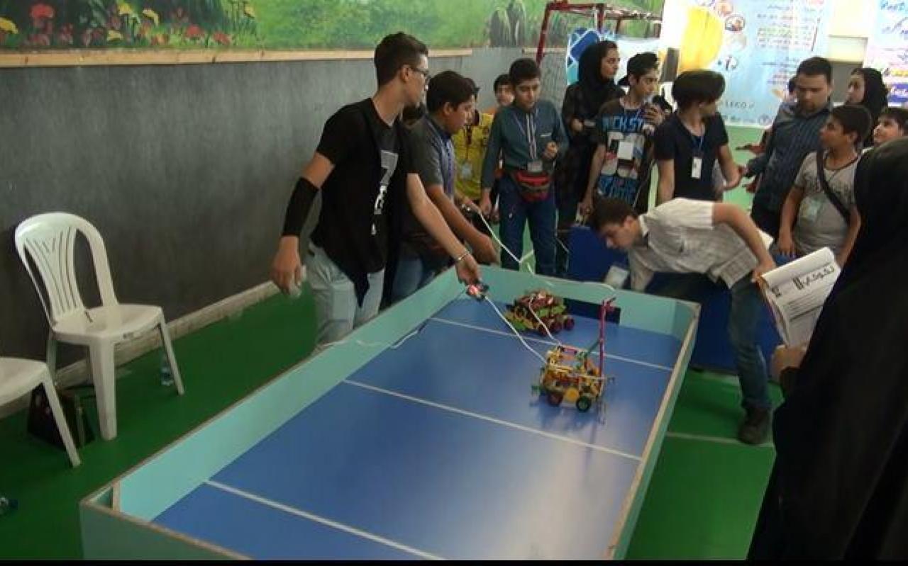 تصویر از برتری مازندران در رقابت های ملی لکوکاپ در ساری