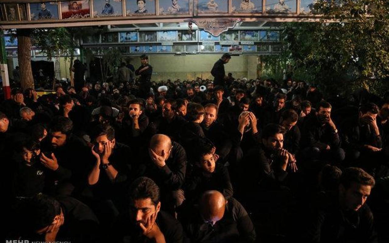 تصویر از روایت دو دهه خادمی سوگواران حسینی؛ اینجا همه گمنام عاشقی میکنند