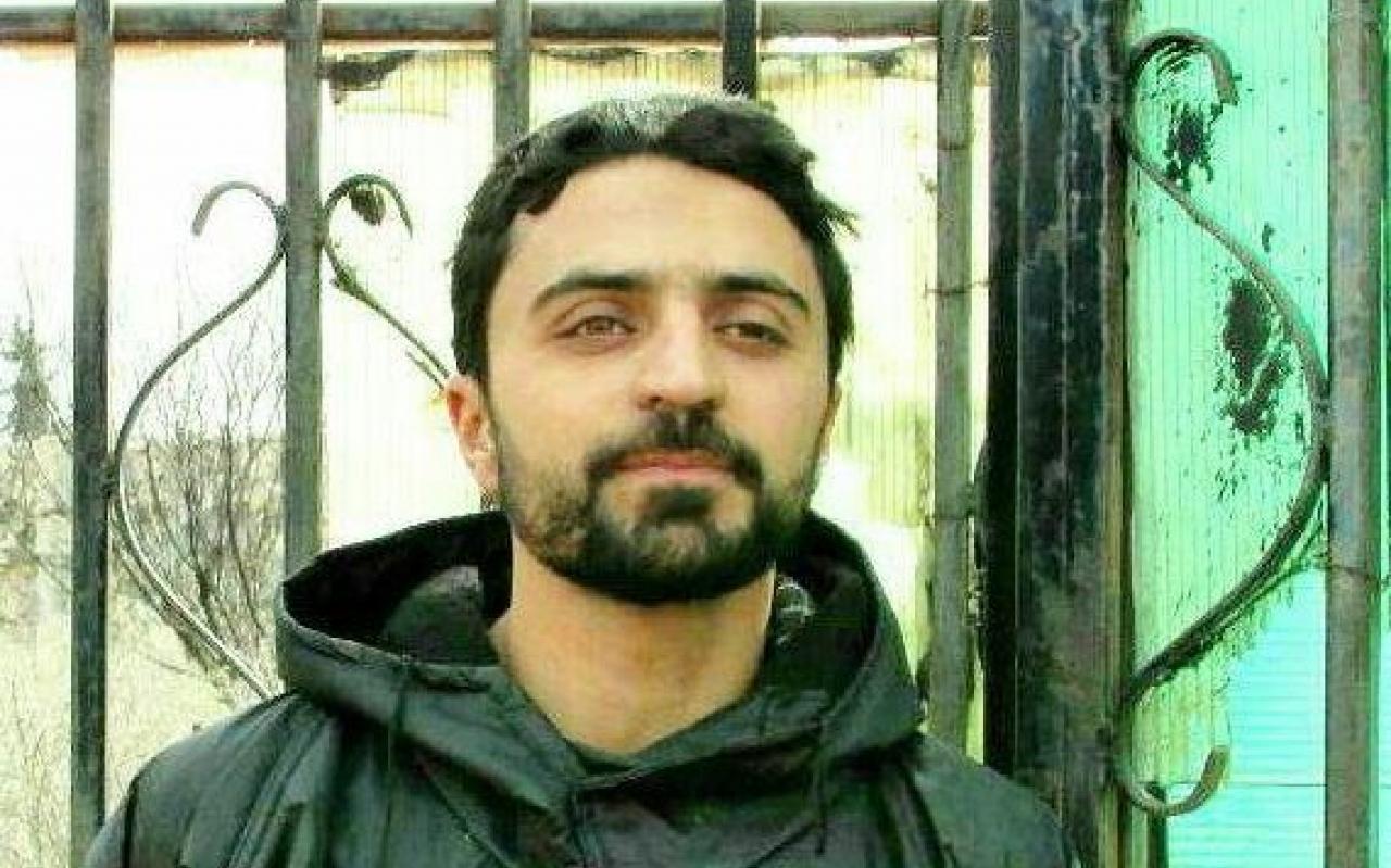 تصویر از عضو لشکر ۱۶ قدس گیلان در سوریه شهید شد+عکس