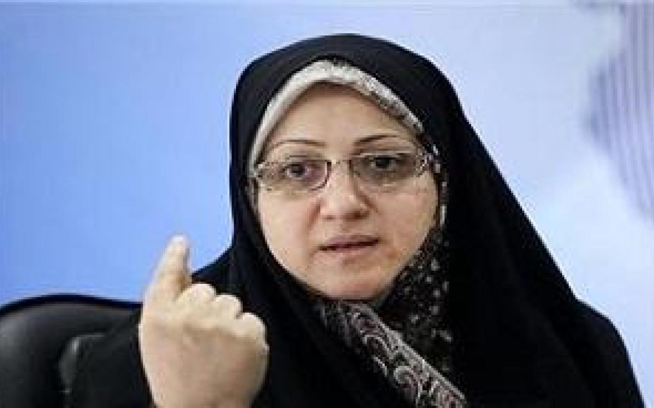 تصویر از فریبا انیسی از تدوین خاطرات شهید حاج حمید تقویفر خبر داد