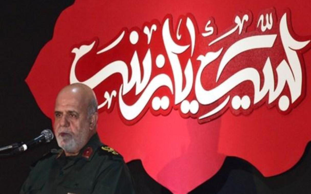 تصویر از امنیت و اقتدار جمهوری اسلامی ایران مدیون شهدایی همچون علیزادهها است/ مدافعان حرم اهلبیت(ع) خواب را از چشمان تکفیری گرفتند
