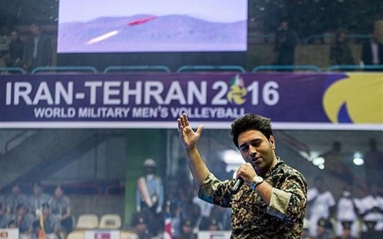 تصویر از ساخت آهنگهای «حماسه فضایی»، «حماسه هوایی» و «نام ایران» برای صنعت دفاعی