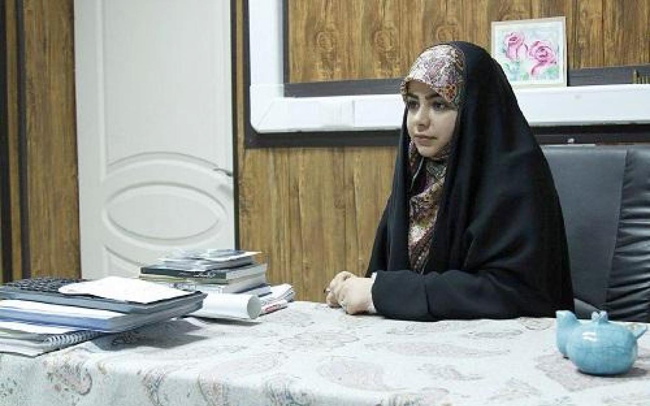 تصویر از برگزاری نمایشگاه با موضوع تصاویر شهدای مدافع حرم