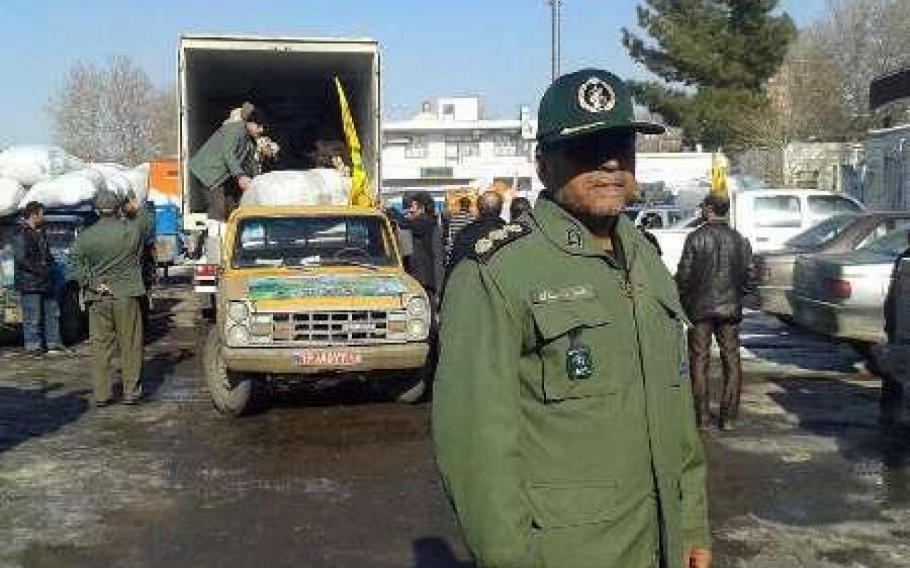 تصویر از ارسال کمک های مردم مراغه به جبهه مقاومت و مدافعان حرم