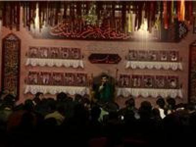 تصویر از برگزاری یادواره شهدای مدافع حرم با عنوان «سرباز زینب» در دانشگاه علوم قضایی