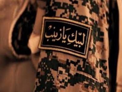 تصویر از تشییع پیکر ۳ شهید مدافع حرم در مشهد
