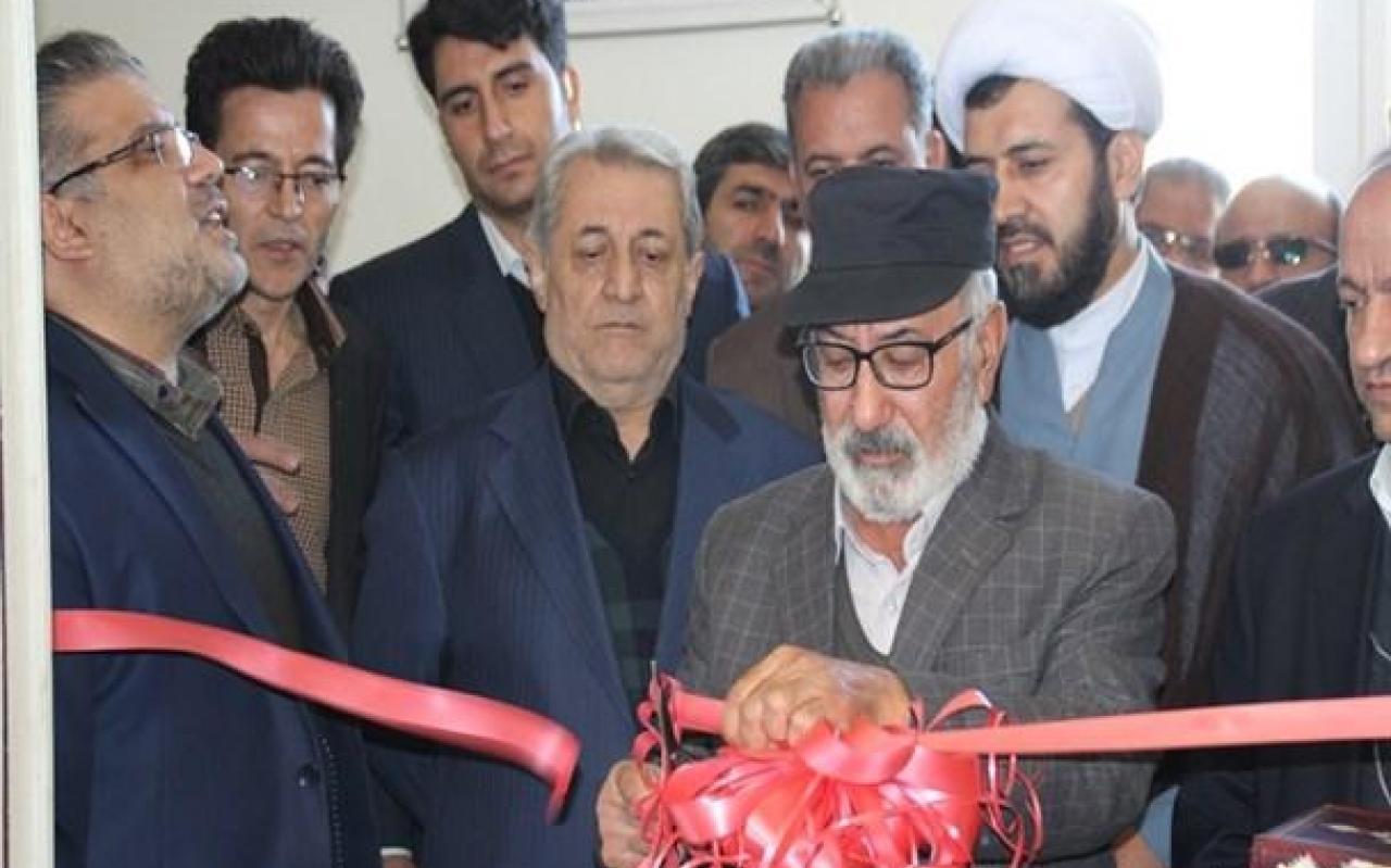تصویر از مجتمع فرهنگی شهید ابراهیمخانی دانشگاه پیام نور ملایر افتتاح شد