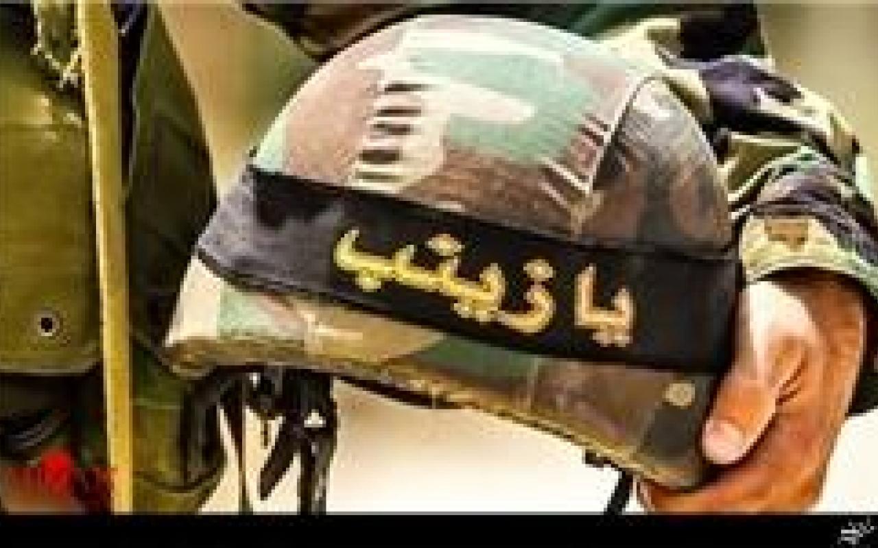 تصویر از وعدههای عاشقانه یک شهید مدافع حرم