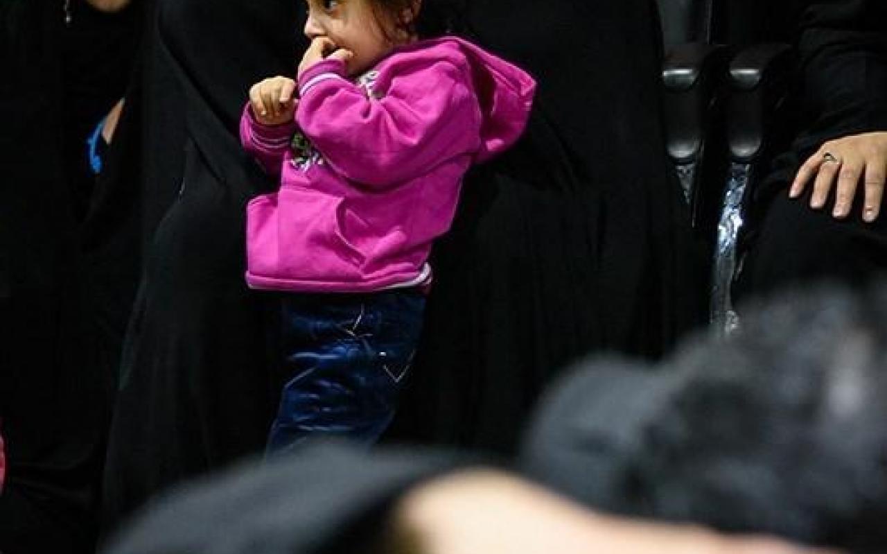 تصویر از راضی نبودم حتی یک اسیر داعشی به خاطر پیکر همسرم آزاد شود