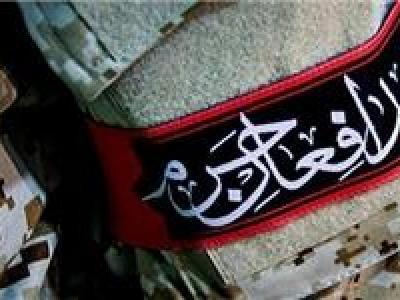 تصویر از فیلم/ به یاد شهدای مدافع حرم