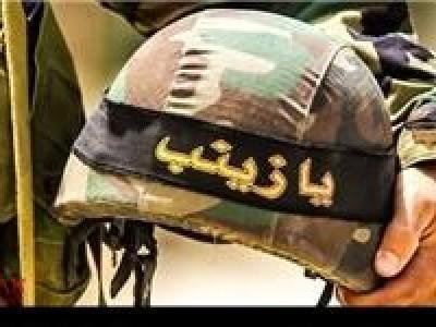 تصویر از دست تیپ فاطمیون را میبوسیم/ابوحامد یک حسن باقری دیگر است