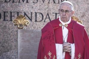 تصویر از پاپ برای ابراز همبستگی با مسیحیان عازم مصر می شود