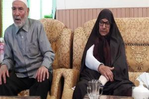 تصویر از مادر شهید تبریک می گویم/ پس دادن اورکت بیت المال دغدغه شهید پیش از شهادت