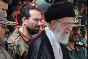 تصویر از برگزاری مراسم نخستین سالگرد محافظ شهید امام خامنهای