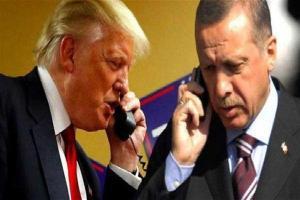 تصویر از پیشنهاد اردوغان به ترامپ برای دیدار دوجانبه درباره بحران سوریه
