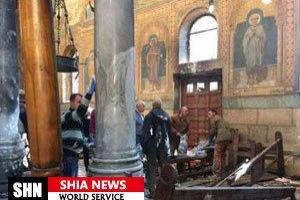 تصویر از سوءاستفاده غرب از حمله به کلیساها برای تشدید اسلامهراسی