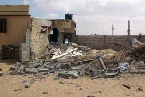 تصویر از کشته شدن ۱۹ تروریست در منطقه سینای مصر