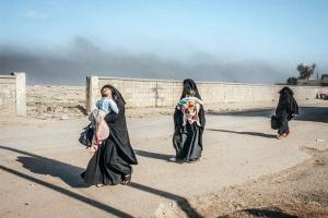 تصویر از ۲۶۰ هزار غیرنظامی بخش قدیمی موصل آزاد شدند