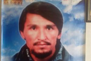 تصویر از برادرم برای خانواده عزت و احترام آورد/ ظلم تکفیری ها او را به سوریه کشاند
