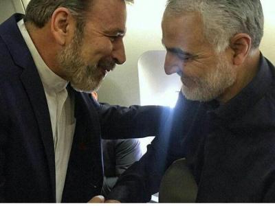 تصویر از عکس/ تبریک وزیر به قاسم سلیمانی با انتشار عکسش در اینستاگرام