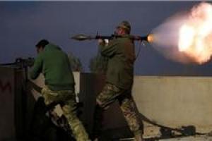 تصویر از آزادسازی روستای «امکیبره» در شرق قیروان/دفع حمله خودروی بمبگذاری شده