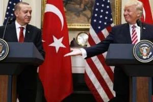 تصویر از اردوغان دست خالی از واشنگتن بازگشت