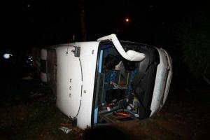 تصویر از پنج کشته و دو مجروح حاصل تصادفات روز گذشته اصفهان بود