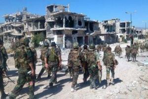 تصویر از شش سال جنگ؛ حاشیهای امن برای دولت سوریه