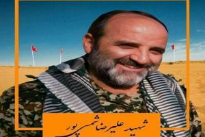 تصویر از شبی خاطره انگیز با سردار جستجوگر نور