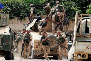 تصویر از ارتش عراق اینگونه برای حملۀ نهایی به موصل آماده شد