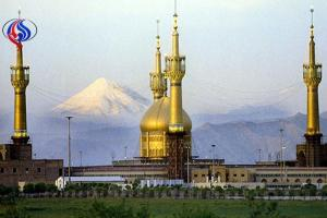 تصویر از پایان درگیری در حرم امام(ره)/ بازگشت آرامش