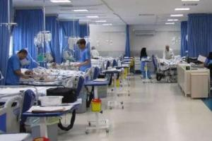 تصویر از افزایش تخت های بیمارستانی در لرستان