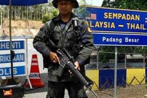 تصویر از تایلند امنیت مرزهای خود را با مالزی با هدف مقابله با داعش تشدید کرد