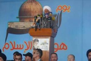 تصویر از رئیس جماعت علمای اهل سنت عراق: داعش ساخت اسراییل است