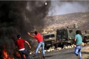 تصویر از یک شهید و چند زخمی در حمله صهیونیستها به «کفر قاسم»